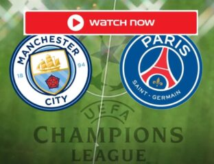 Man City is gearing up to face PSG on the soccer field. Find out how to live stream the event online for free.