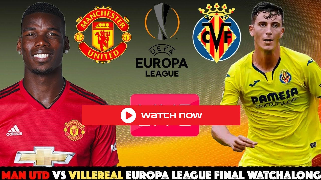 Manchester United captain Harry Maguire is set to miss the Europa League Final against Villarreal. Here's how you can catch the live stream.