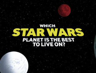 'Star Wars' has one of the most expansive universes in fiction. Find out which planet would be best to live on here.