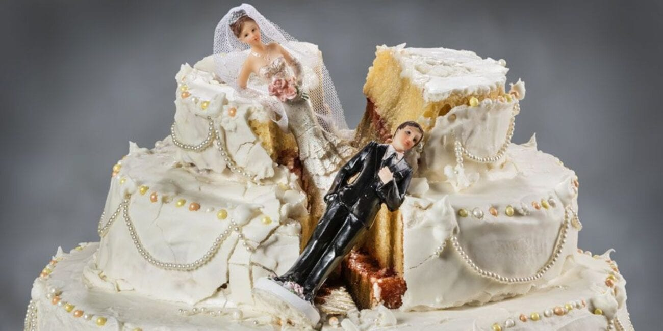 We all love going to a sweet and romantic wedding reception, but what happens when they turn sour? Read all about these disaster stories here.
