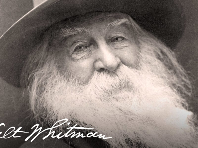 Legendary American poet Walt Whitman was born on this day 202 years ago. Celebrate his best poetry with us, and learn about his influence now.