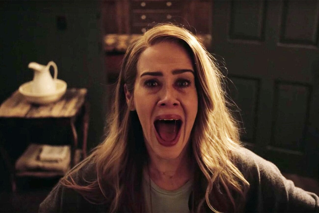 Sarah Paulson shares her own horror story on 'American Horror Story'. Learn what season was a terror for her to get through.