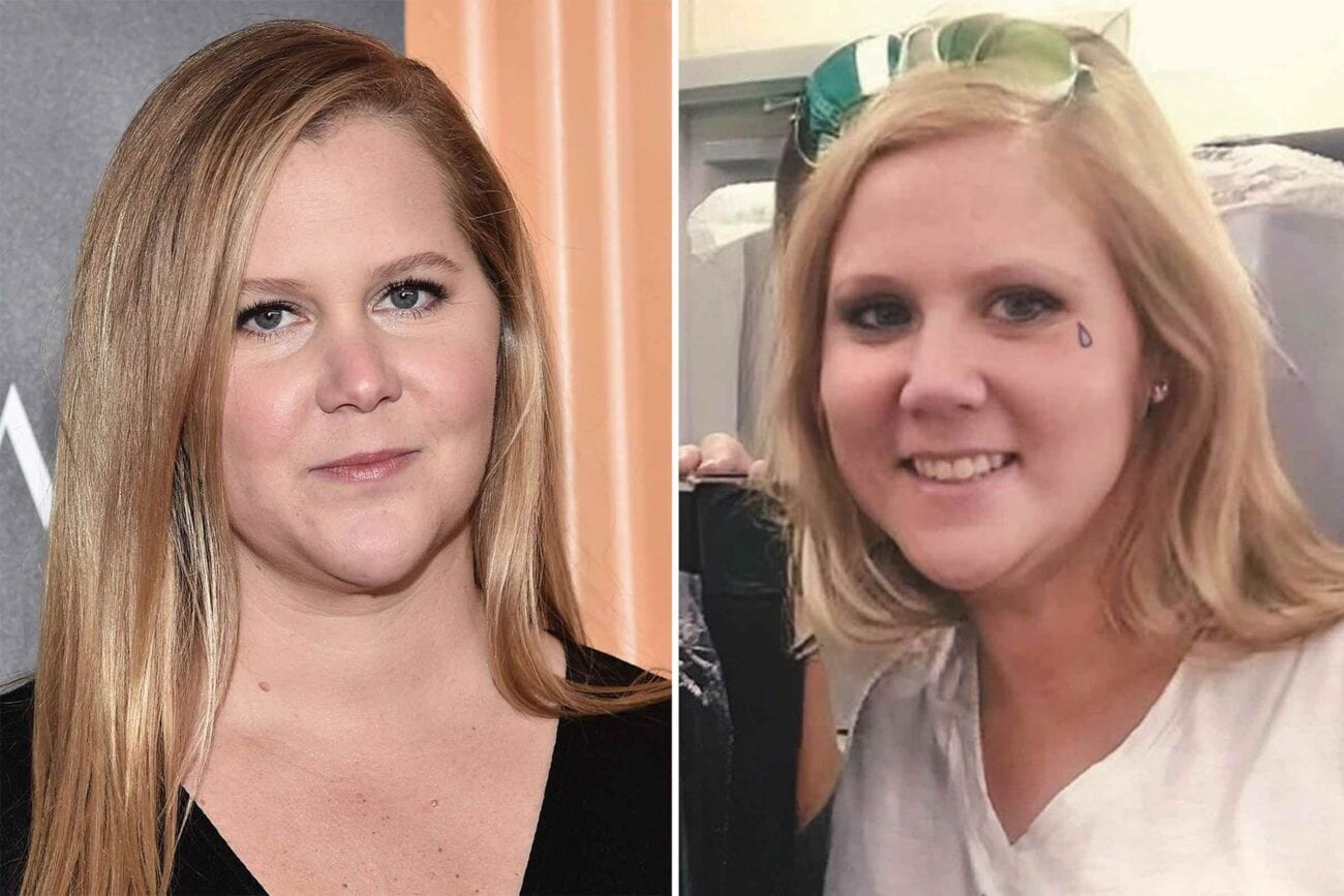 Will Amy Schumer's net worth go up now that this lookalike has appeared? Get on the road and dive into the reactions to this truck-stop doppelgänger.
