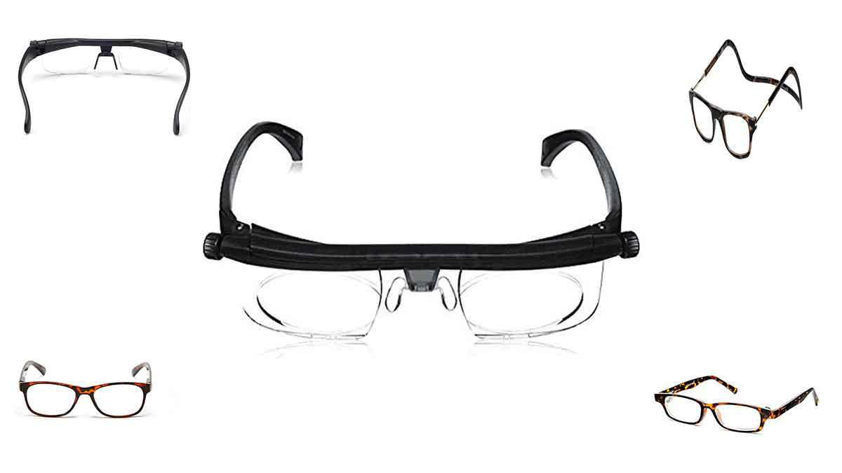 Glasses are a crucial part one our lives. Here are tips on how to find the best adjustable glasses on the market.