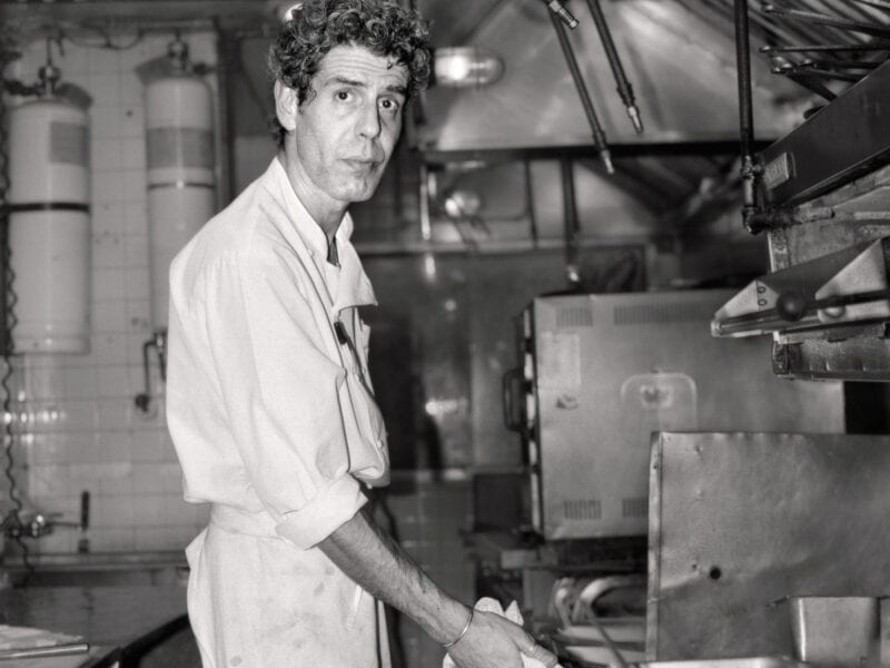 Three years ago today, we lost iconic cook and traveler Anthony Bourdain. He used TV to show us faraway places and tasty food. Celebrate his legacy with us.