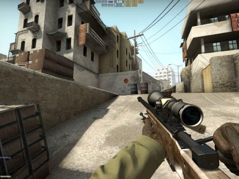 'Counter Strike' is an online multiplayer, first-person shooter video game that took the world by storm ten years ago. Discover why you should play.