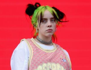 Uh-oh. A new picture might have gotten Billie Eilish in trouble. Is the popular singer dating a racist homophobe? Dive into the sea of speculation!