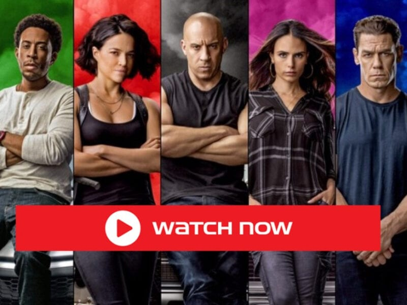 Rev your engines and grab some popcorn because 'The Fast and the Furious 9' is here! Stream this giant movie from anywhere in the world right now!