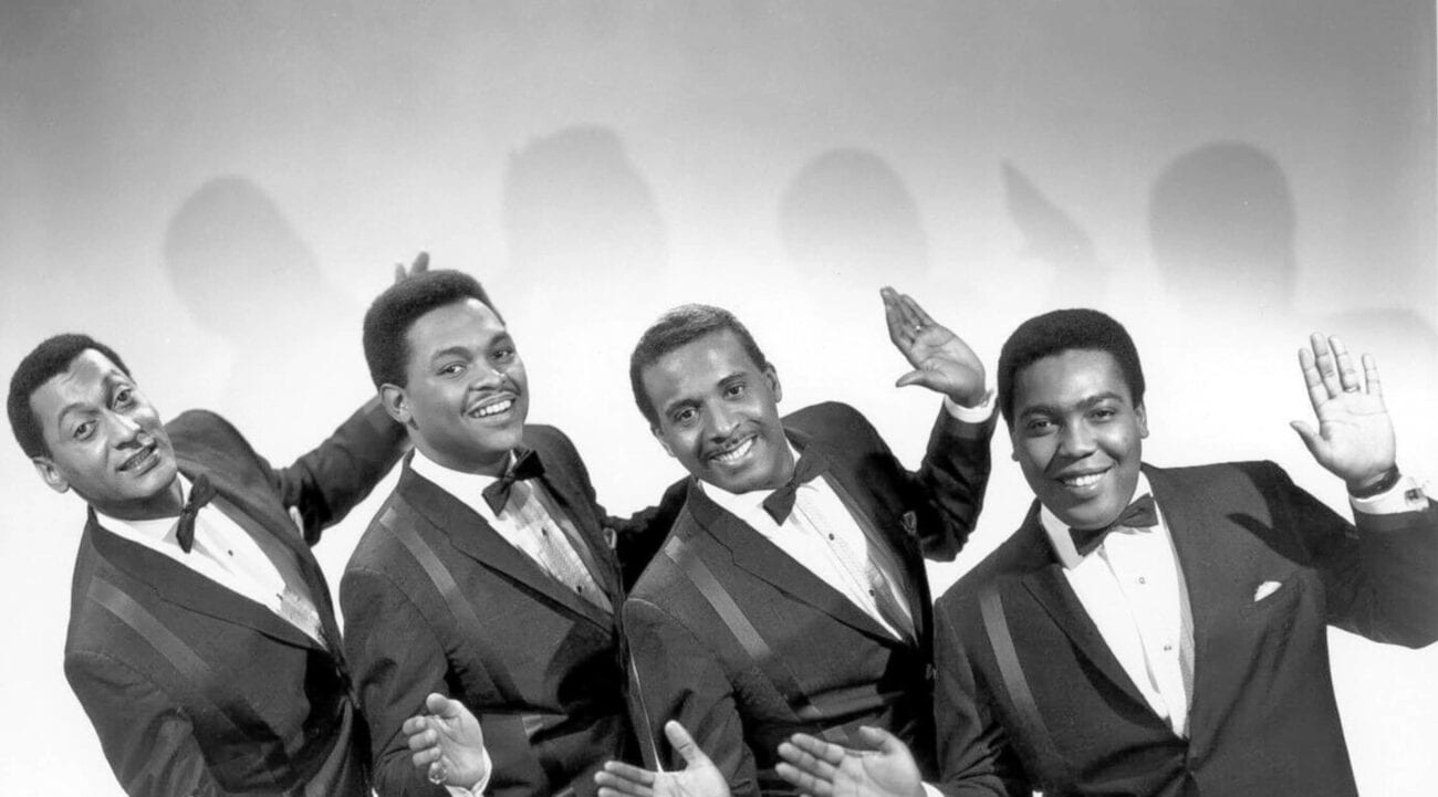 Will Motown meet Broadway this year? Peek behind the scenes at plans to bring The Four Tops to the Great White Way and how producers are making it happen.