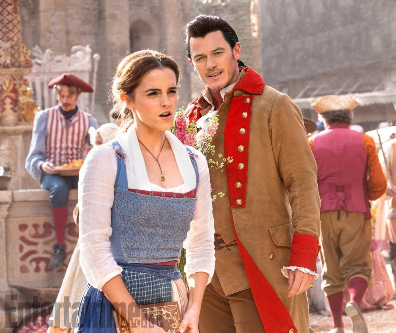 You know how 'Beauty and the Beast' ends, but do you know how it truly begins? Grab that magic mirror and learn all about Gaston & LeFou's past!