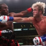 What's the status of the big fight tonight? Will Logan Paul and Floyd Mayweather go head to head? Catch the latest updates on the match here!