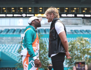 Who won the Logan Paul fight? It doesn't matter because Jake Paul was the most annoying thing about it. Read on to see his fighting words.