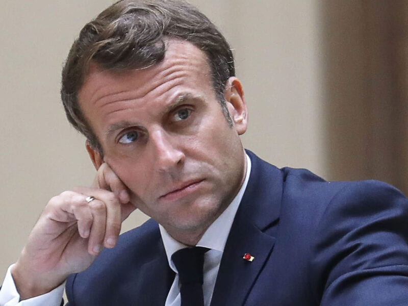 Oh, France! Your president just got slapped in the face! Grab your most political beret and find out what the French Prime Minister said in response.