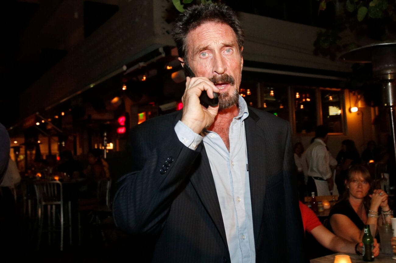 Cybersecurity system founder John McAfee died of an apparent suicide in his cell. Dive into why conspiracy theorists are saying he was really murdered.