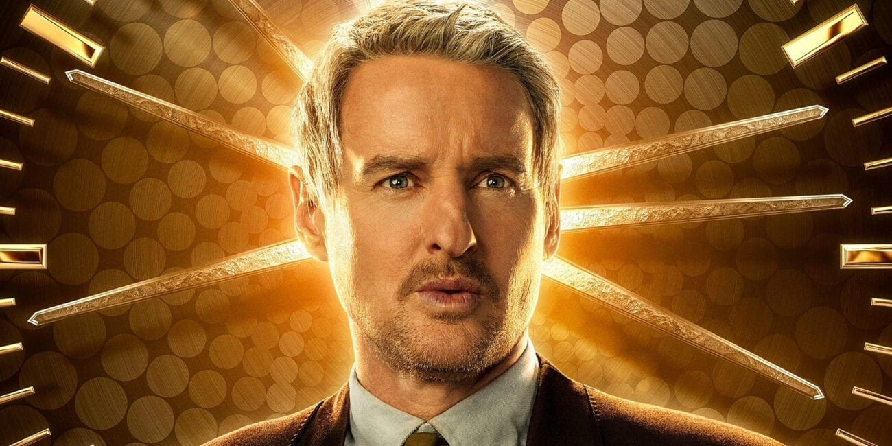 """Did Owen Wilson live up to comic book fans' expectations of Mobius in 'Loki'? Discover how Wilson got cast and if he'll say """"wow"""" in the Disney Plus show."""