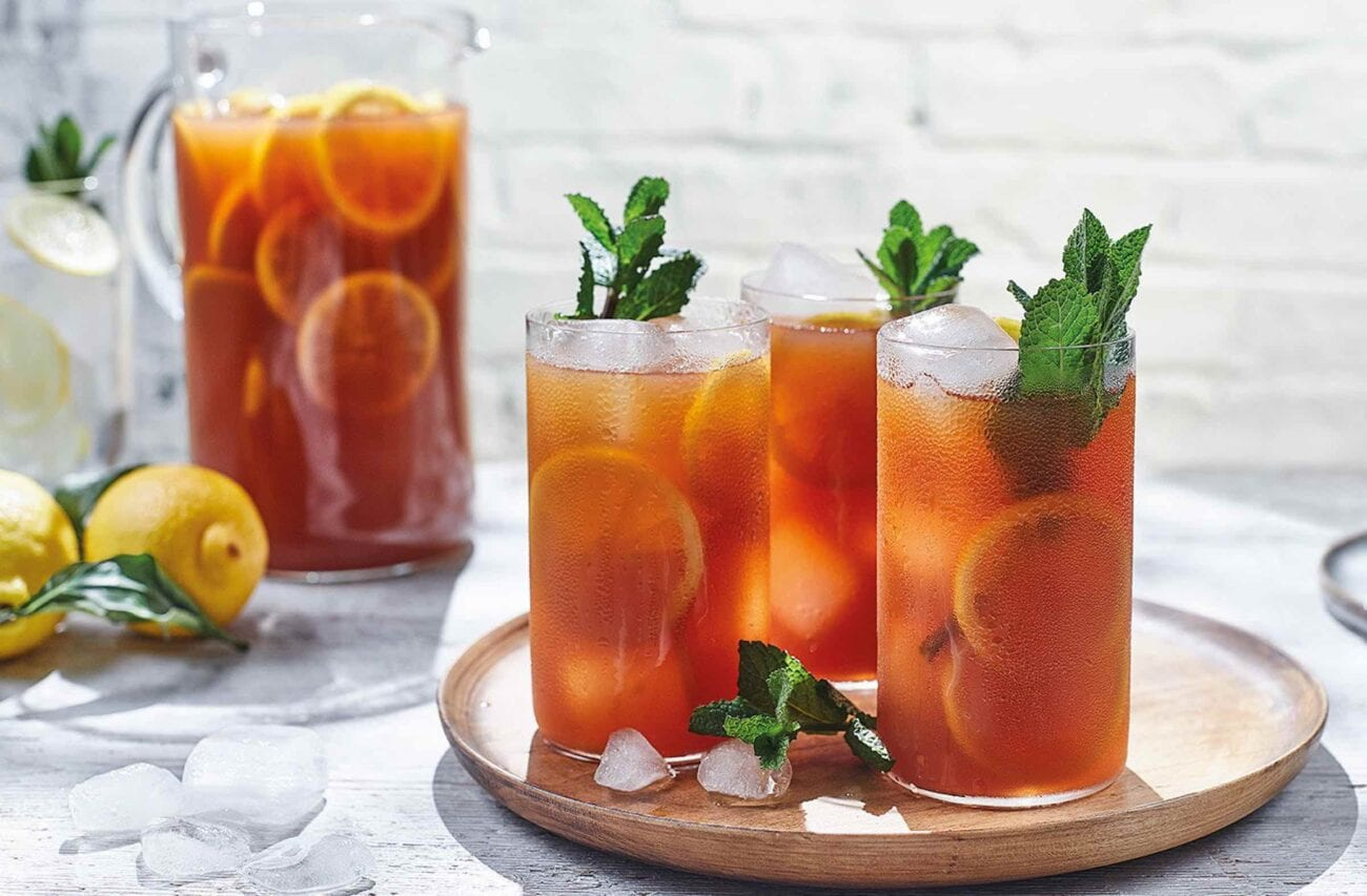 Today is National Iced Tea Day, a celebration of this refreshing summer classic. Grab your pitchers and dive into these delicious iced tea recipes.