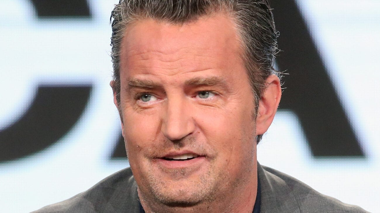 Why did Matthew Perry just dump his longtime girlfriend again, ending their engagement? See if he gave a reason on the 'Friends' reunion right now!