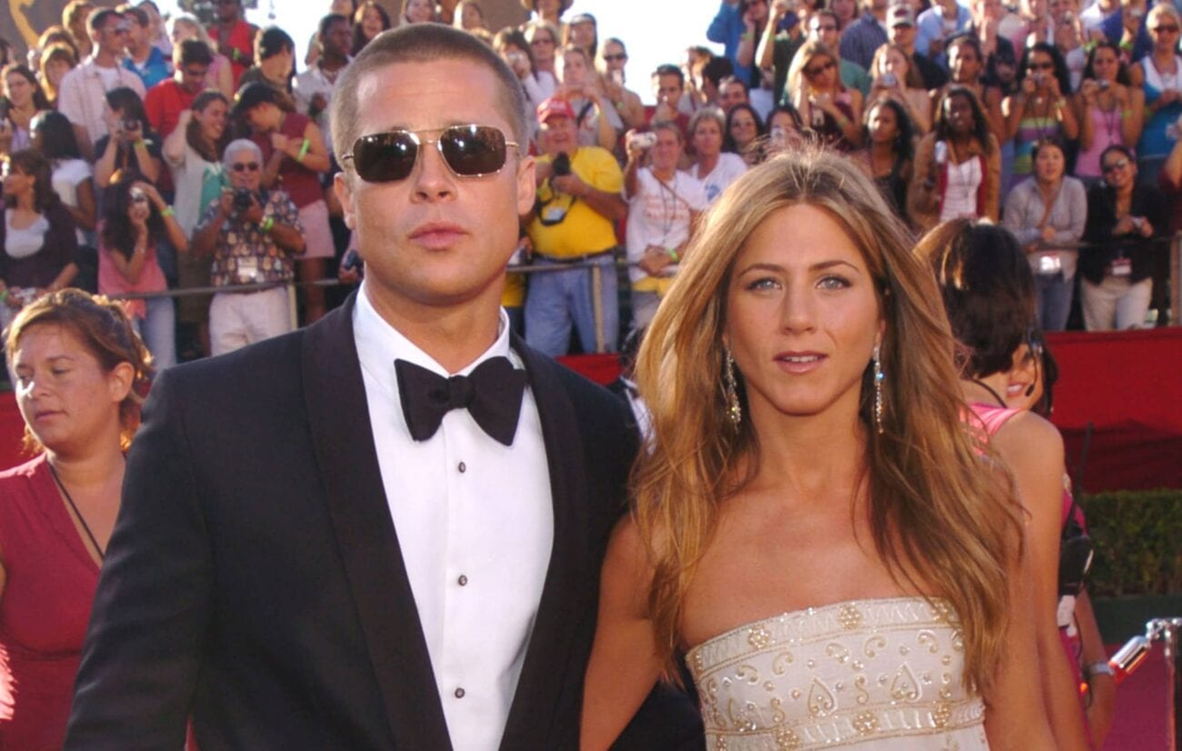Braniston? Anipitt? Could they be back? Get ready for some serious shipping as we try to answer the question: is Brad Pitt dating Jennifer Aniston?