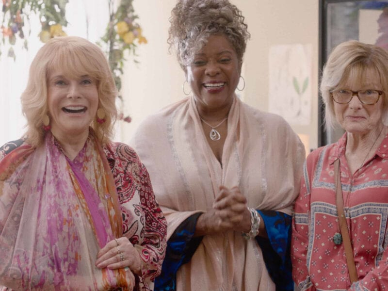 In the mood for a unique, lighthearted movie? See Hollywood greats star together in the all-new comedy 'Queen Bees' from anywhere in the world!
