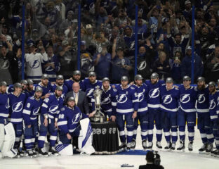 The biggest games in hockey are here, and Tampa is taking on Montreal for Stanley! Don't miss a minute and stream the Stanley Cup games right now!