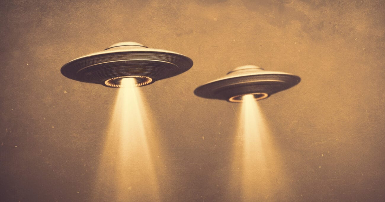 Do you believe UFOs are real or not? Well, it turns out that this conspiracy may be the only thing the left and the right can agree on. Find out why here.