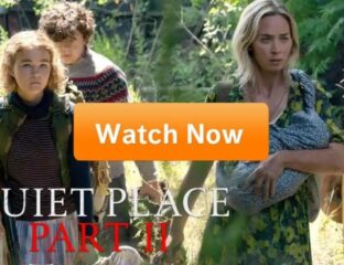 Here's a guide to watch A Quiet Place Part II for free online streaming? You can watch A Quiet Place 2 full movie for free.