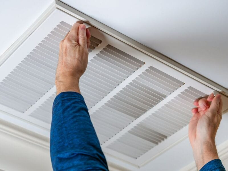 Changing the air filter in your home is essential. Here are some tips on how to change your air filter quickly and easily.