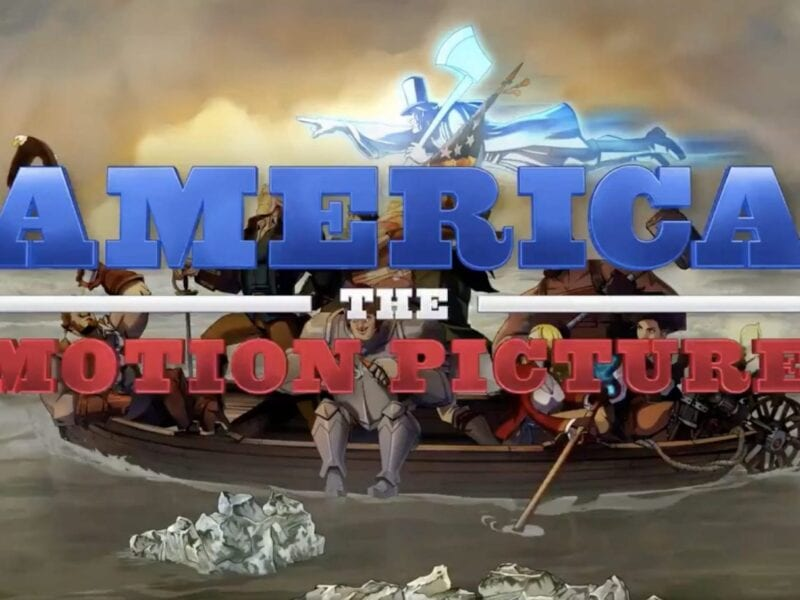 'America: The Motion Picture' releases its first trailer, but why does this movie even exist? Gaze upon the film to wonder why it was even made.
