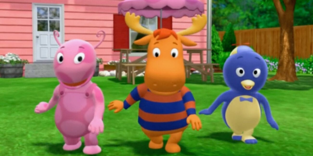 """Are 'The Backyardigans' still """"Castaways""""? Set sail with the characters and dive into the reasons this kids song is picking up traction years later."""