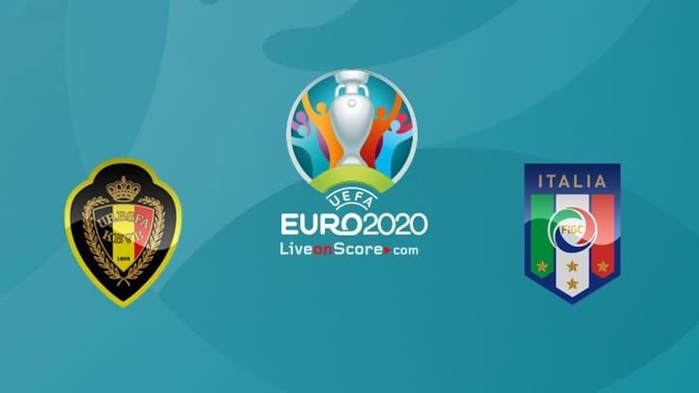 This will be the fifth meeting between Belgium and Italy in the European competition. Watch the UEFA live stream here.