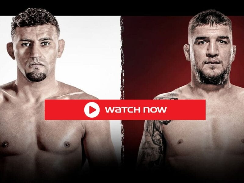 Douglas Lima will defend his welterweight crown against Yaroslav Amosov in the main event of Bellator 260 Live Stream Free on June 11.