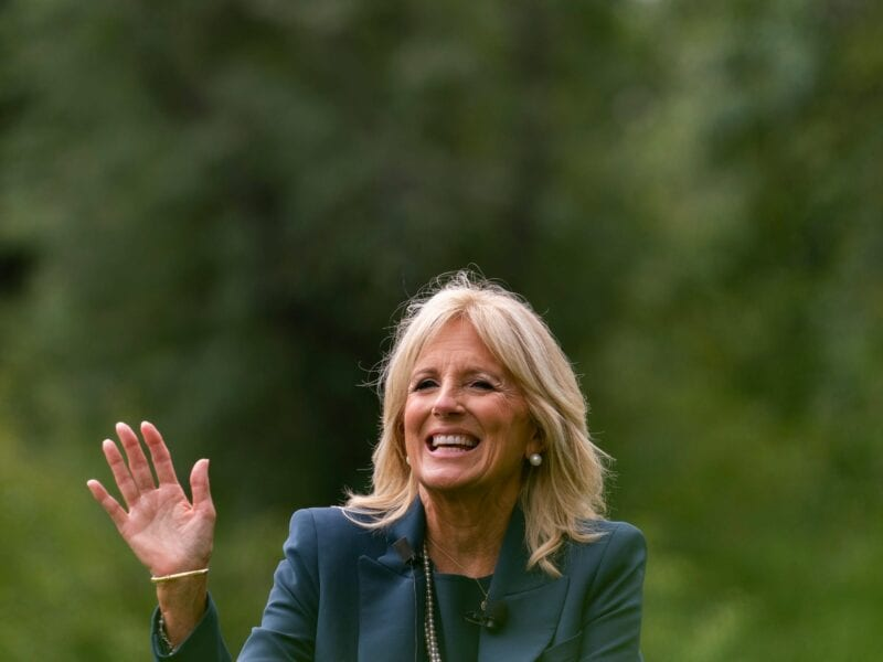 Happy 70th birthday, First Lady Jill Biden! How is President Joe Biden helping his wife celebrate her birthday? A beach trip! Age truly is just a number.