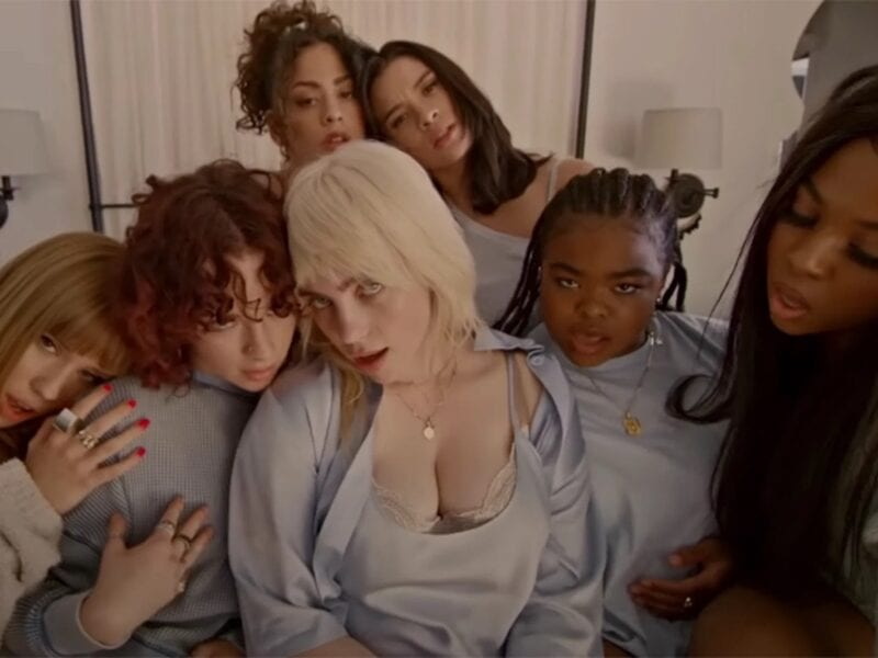 """Is Billie Eilish queerbaiting? See why some netizens are criticizing her newest song """"Lost Cause"""" while others are defending Eilish's work."""