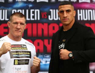Get ready for this week's anticipated showdown! Watch Paul Gallen vs Justis Huni go head to head from anywhere in the world! Live stream the full fight now!