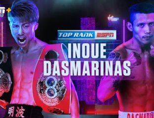 Inoue vs. Dasmarinas is easily one of the biggest boxing match ups of 2021. Don't miss a minute of the action: Check out these live stream links.