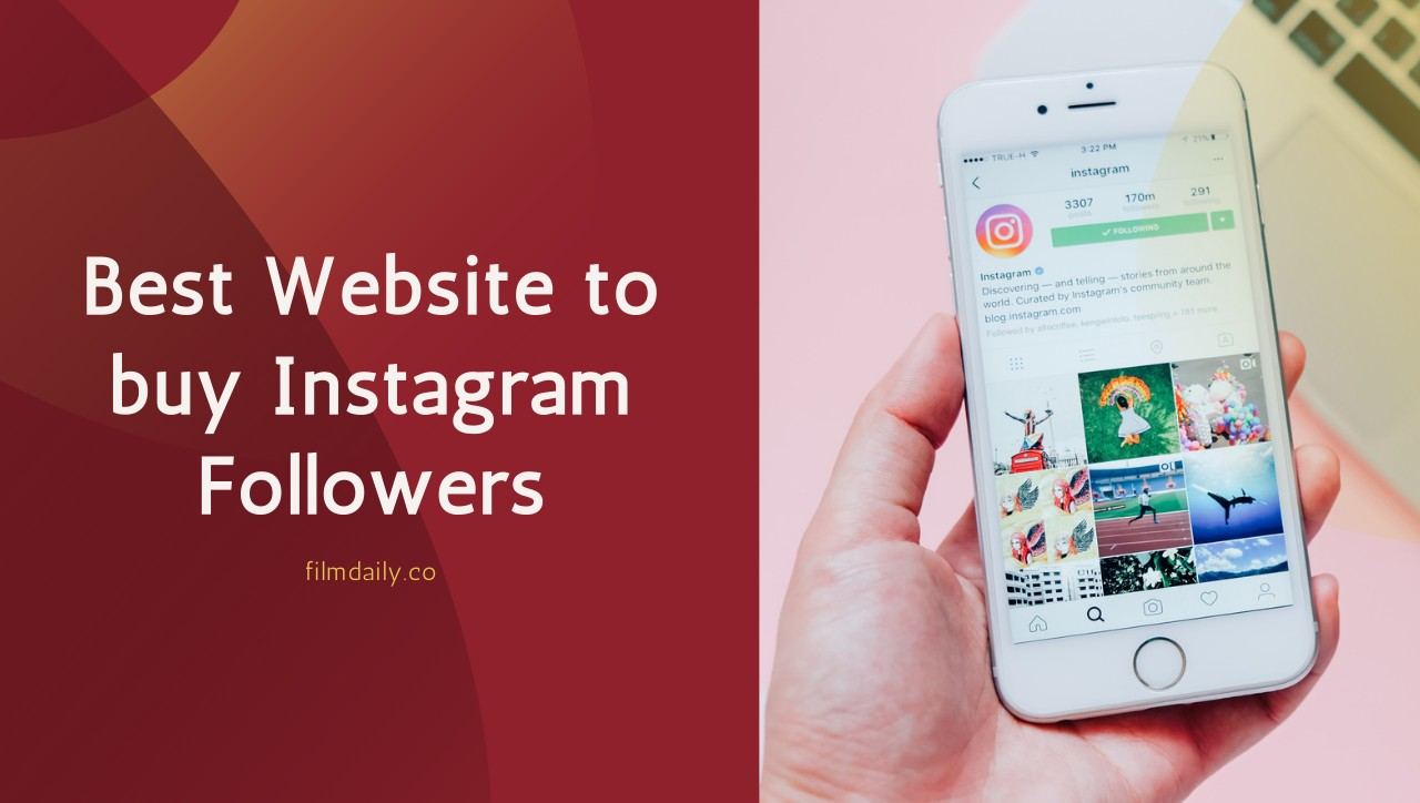 Instagram can be a huge boost for a business. Discover the best website to go to buy Instagram followers.