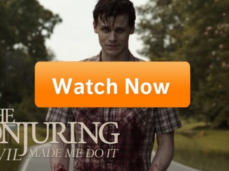 Wondering how to watch the movie Conjuring 3? Here's how you can watch Conjuring: The Devil Made Made to Do It Online, Streaming Free.