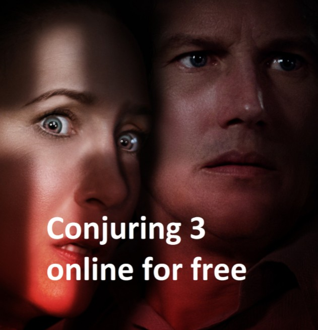 """'Vera Farmiga' """"The Conjuring 3"""" How To Watch For Free, (HBOMax Movie!)"""