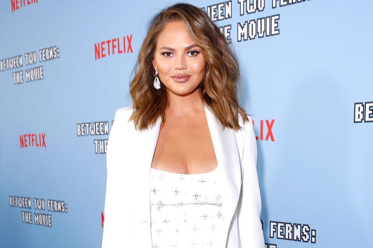 Cancel culture comes around to bite everyone, including beloved stars like Chrissy Teigen. What past tweets has she apologized for? Let's see.