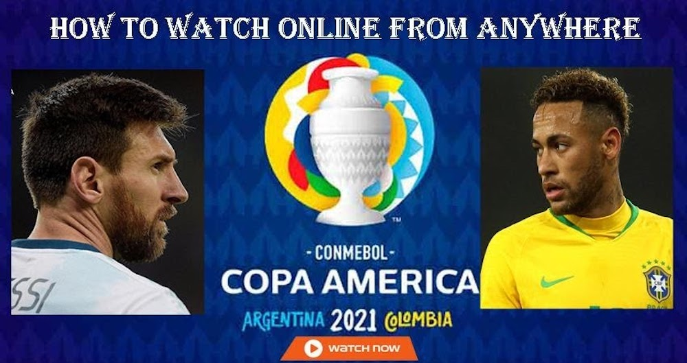 Struggling to find a high quality live stream for Copa America 2021? Here's how you can watch the soccer event for free.