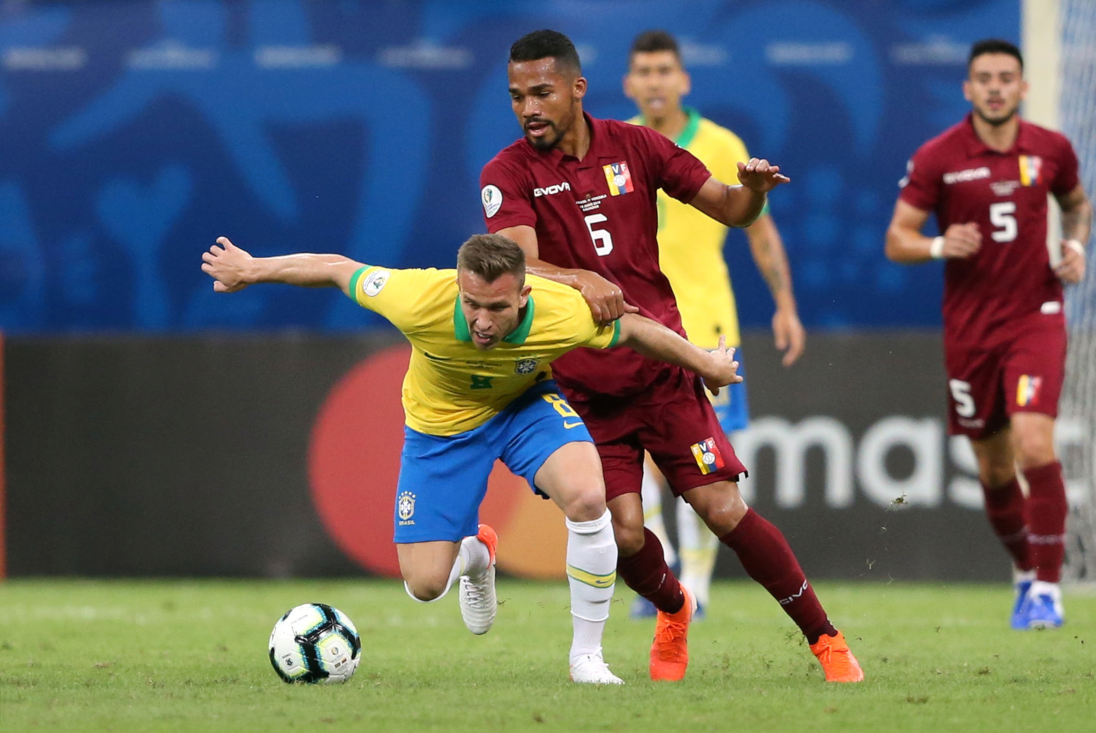 [watch@Soccer 2021-]Brasil vs Venezuela Transmisión en vivo 2021 canales gratuitos de reddit / twitter – Film Daily