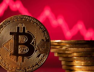Are cryptocurrency prices going to stay in the toilet for good? Cash in your Bitcoin and figure out why crypto stock is taking a huge tumble today.