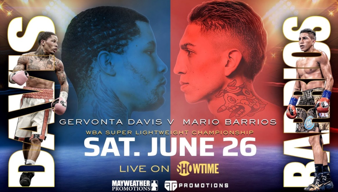 How can I watch Gervonta Davis vs Mario Barrios live stream free? Here's everything you need to know, live fight, PPV price and start time.