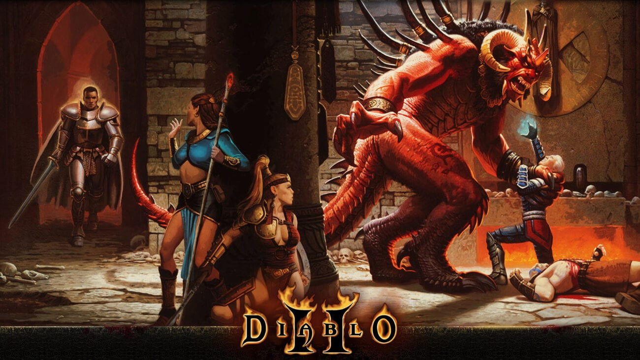 Many people love the 'Diablo' series with all their hearts, and a bunch of players has the fondest memories of 'Diablo II'. Here's why.
