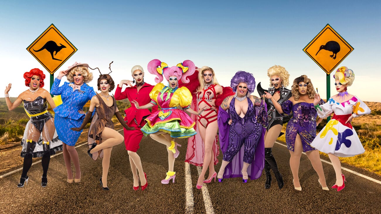 We have our 'Drag Race Down Under' top four! And oh boy was it as messy as Electra's wig to get here. Join our chat with Electra Shock here.