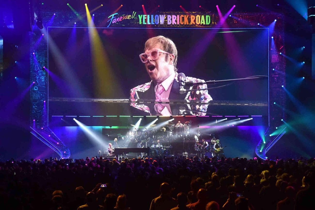 Elton John is officially saying his goodbyes to the yellow brick road . . . . Let's take a look at all the tour details we know so far.
