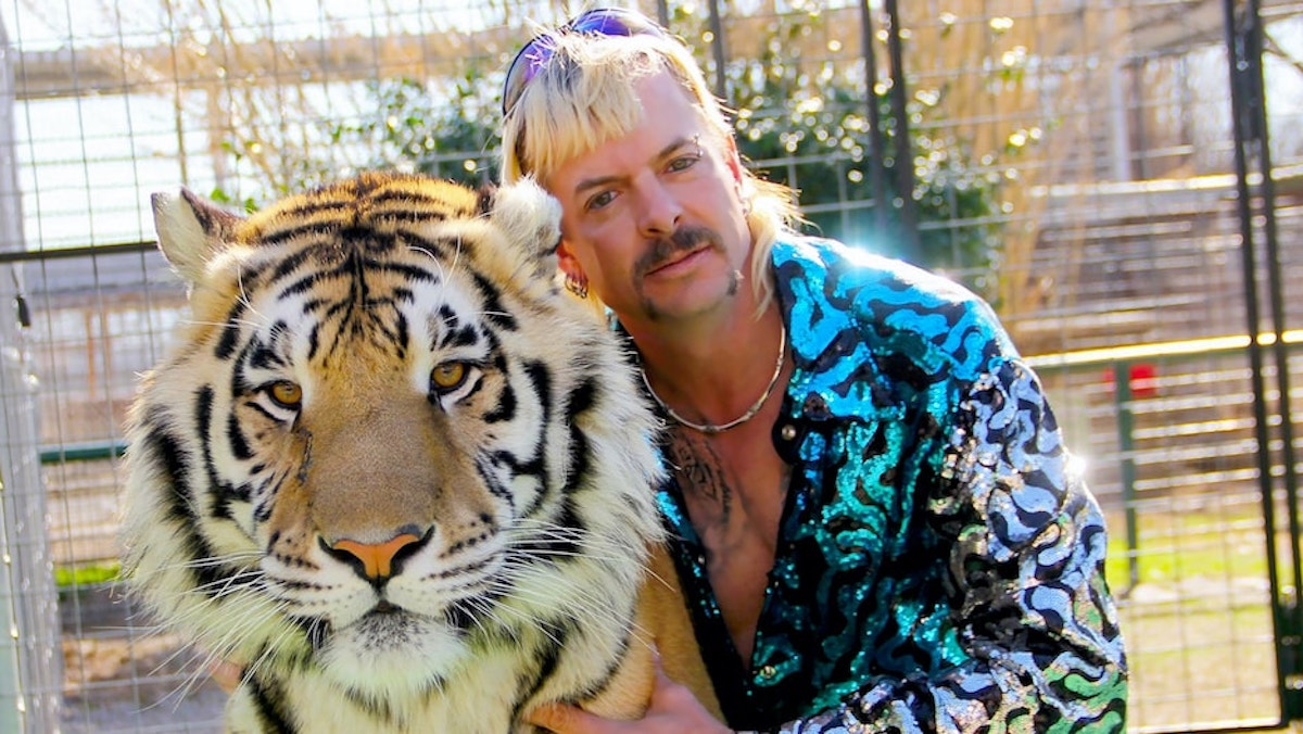 When will Peacock release the 'Joe Exotic' series?  Find out the date – FilmyOne.com