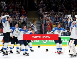 The 2021 IIHF USA vs Canada Ice Hockey World Championship kicks off Live Stream Free online Reddit on June 05th semi final.