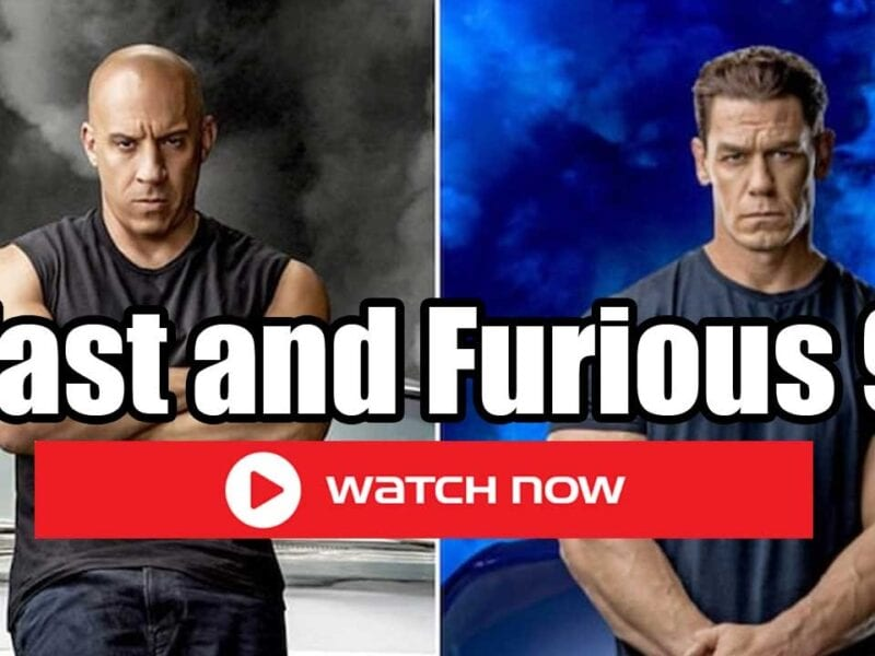 'Fast and Furious 9' is finally here. Find out how to stream the anticipated blockbuster online for free.