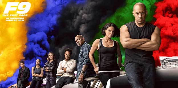The ninth 'Fast and Furious' is funally here. Here's all the dish on 'Fast 9' and how you can watch it tonight from your home.